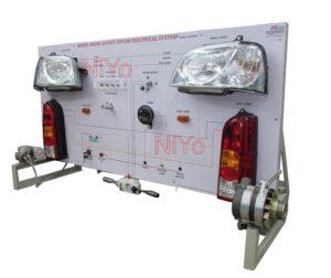 Automobile Electrical Trainer Kit - AUTO02
