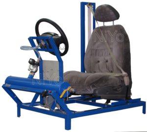 Vehicle Air Bag Simulator Trainer - AUTO08