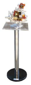 Cut Section of Fuel Injection Pump (Diesel) - CUT01-35
