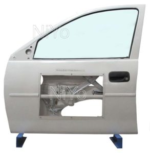 Cut Section of Power Window with Door - CUT10