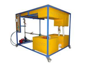 Hydraulic Bench Model - FM10A
