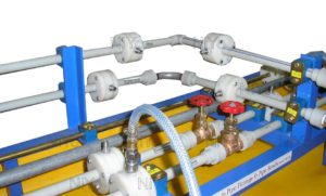 Losses in Pipe Fittings And Pipe Bends - FM10B