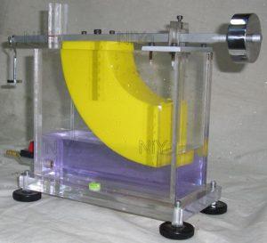 Centre of Pressure Apparatus - FM11F