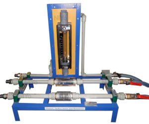 Venturi-Orificemeter and Rotameter - FM10K