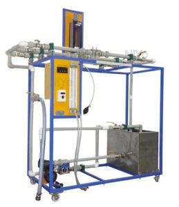 Venturi-Orifice Meter Apparatus - FM11K