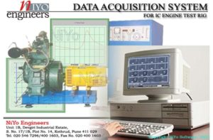 Computer based data acquisition system for IC engine test rig - HMT12